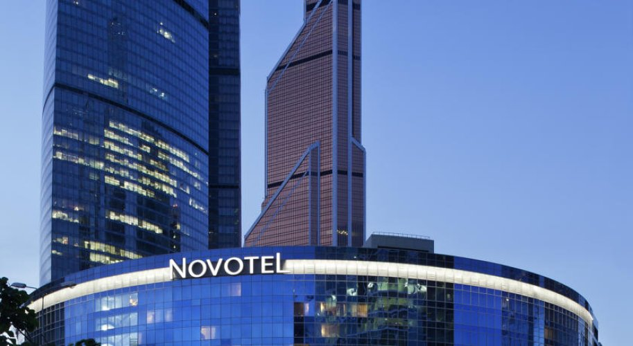 2 Accommodaties in Rusland Novotel