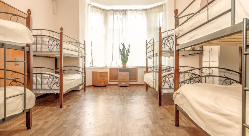 5 Accommodaties in Rusland Hostels