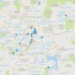 Wat te zien en te doen in Moskou