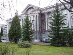 Russian Embassy in Helsinki